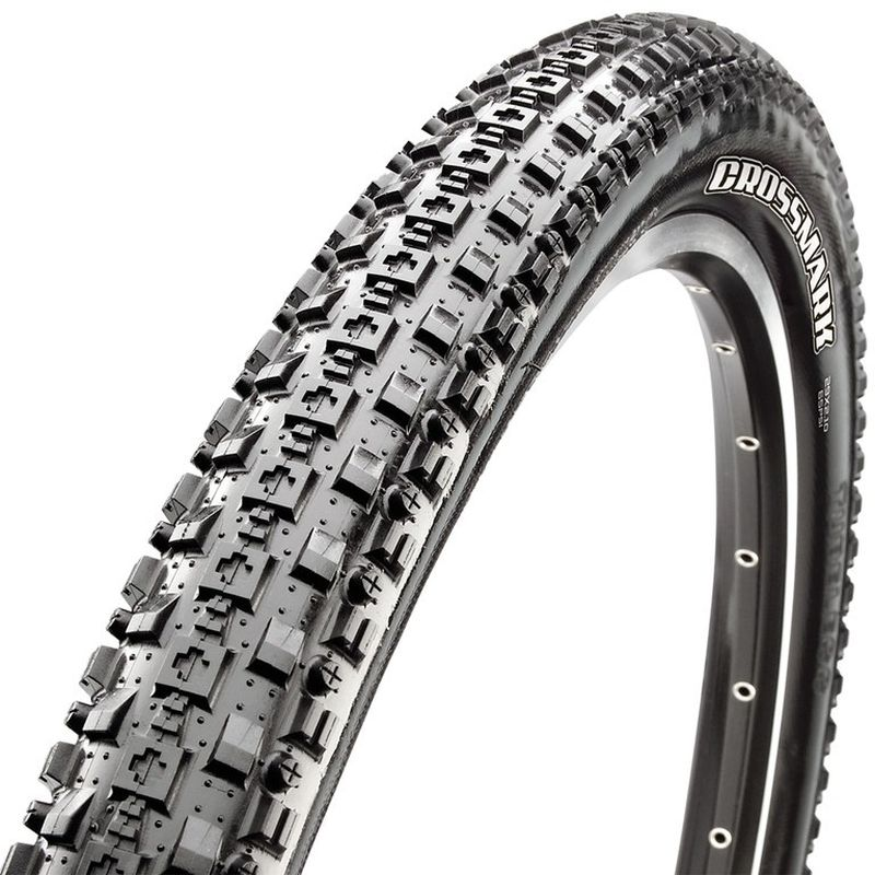 CUBIERTA MAXXIS CROSSMARK SINGLE COMPOUND 29×2.10 RIGIDA NEGRO 52-622